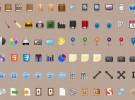 Aroma, una colección de 250 iconos muy variada