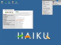 Haiku R1 Alpha 3: un sistema operativo alternativo