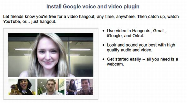 Google permitirá llamadas telefónicas desde dentro de las quedadas