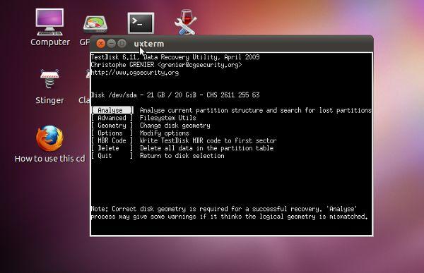 BootMed Live CD: todo lo que necesitas para reparar Windows