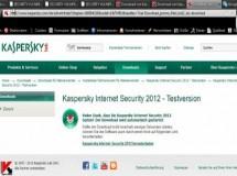 El antivirus Kaspersky e Internet Security 2012 es vulnerable a ataques directos
