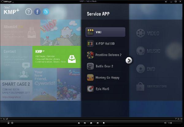 KM Player lanza la versión Plus, integrando streaming y contenidos en La Nube