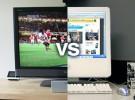 La televisión no está muerta y compite codo a codo con Internet
