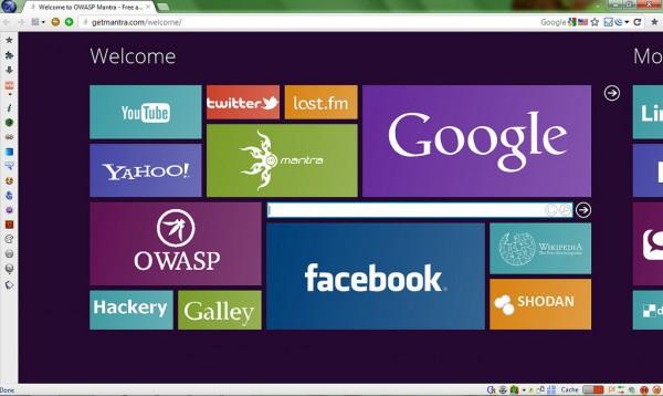 OWASP Mantra Armada, el Firefox para el desarrollo web