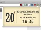 20 Cubed, extensión para Chrome que nos recuerda descansar los ojos