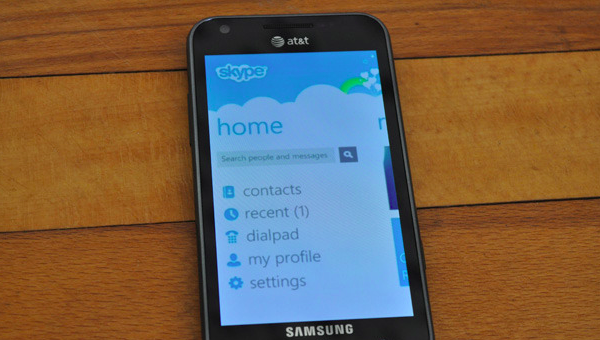 Skype para Windows Phone llegará pronto
