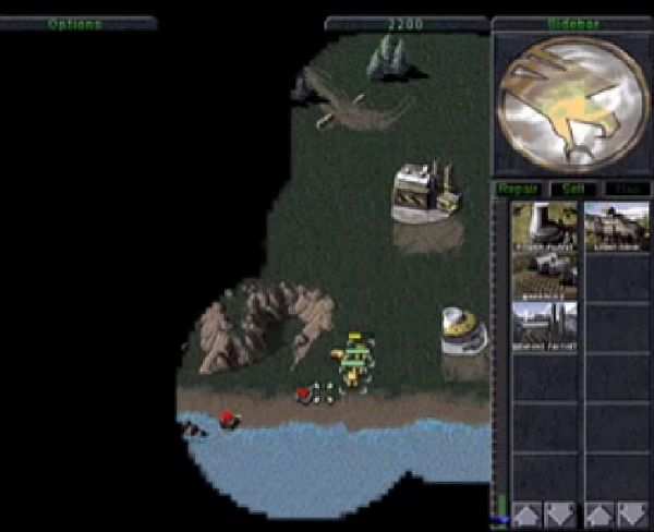 Command and Conquer en HTML5