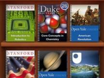 iTunes U te permite descargar cursos universitarios para el iPhone, iPod Touch e iPad