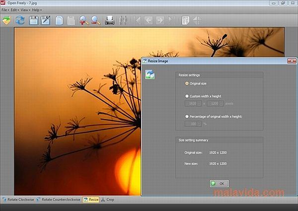 Open Freely: abre archivos sin tener el programa apropiado