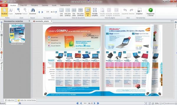 Soda 3D PDF Reader 2012