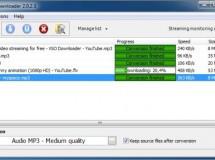 Descarga vídeos de YouTube y otros sitios con VSO Downloader
