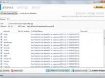 X-Ray: envía archivos para ser examinados por 31 bases de datos de otros antivirus