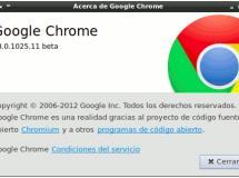 La versión beta de Chrome 18 promete traer más velocidad a los ordenadores viejos