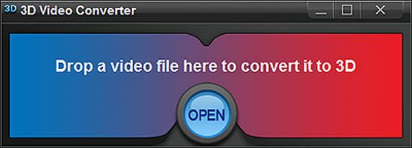3D Video Converter para convertir tus vídeos a 3D