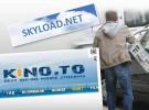 Propietarios de Skyload.net y su proveedor de alojamiento arrestados por la policía en Alemania