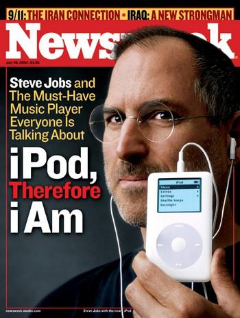 Steve Jobs trabajaba en un nuevo y revolucionario formato de música