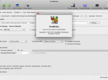 HandBrake 0.9.6, ahora más simple que nunca