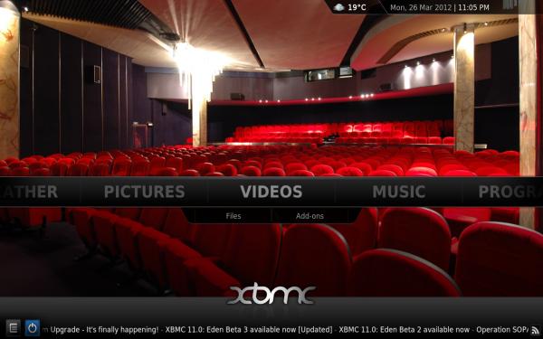 Es lanzado XBMC 11.0