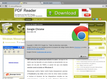 Disponible Chrome 18