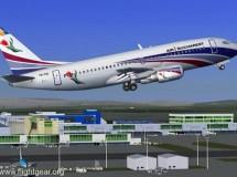 FlightGear 2.6: simulador de vuelo de código abierto