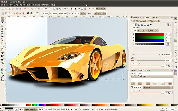 Inkscape: ¿la alternativa a Illustrator?