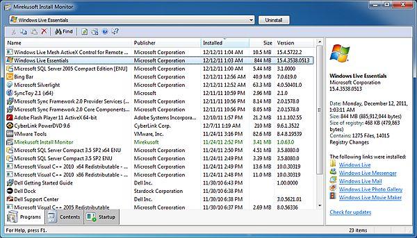 Install Monitor: desinstala tus programas completamente