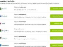 Social Folders, el Dropbox de las redes sociales