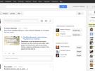 Google+ renueva su interfaz