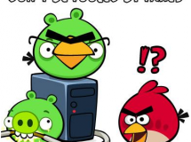 """Versión falsa de """"Angry Birds: Space"""" resulta ser un virus"""