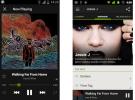 Llega totalmente rediseñada la versión beta 0.5 de Spotify para Android