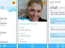 Disponible la versión 1.0 de Skype para Windows Phone 7