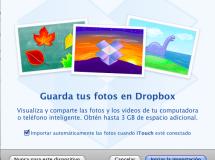 Disponible Dropbox 1.4
