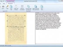 SuperGeek Free Document OCR: pasa a texto documentos escaneados