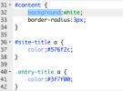 WordPress.com actualiza su editor de CSS
