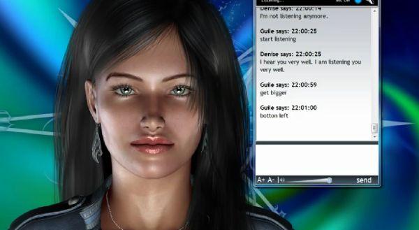 Virtual Assistant Denise: impresionante asistente virtual