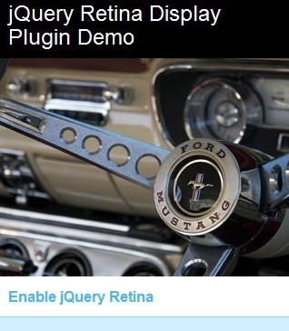 Sirve imágenes en dispositivos Retina Display
