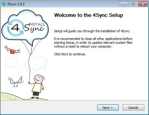 4Sync, el otro servicio de almacenamiento en la nube