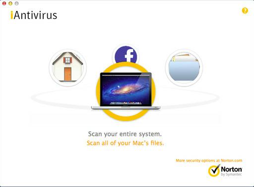 Symantec iAntivirus