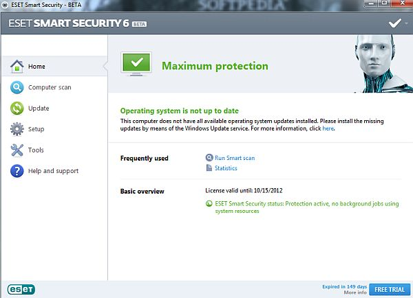 Eset Smart Security 6 Beta ya disponible