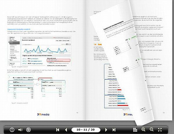 aXword convierte documentos de Word en libros en Flash