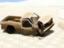 Increíble realismo de los nuevos modelos de choque para juegos de coches