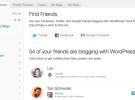 Ya puedes buscar a tus amigos que usen WordPress.com