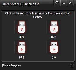 Bitdefender USB Inmunizer protege tus dispositivos USB