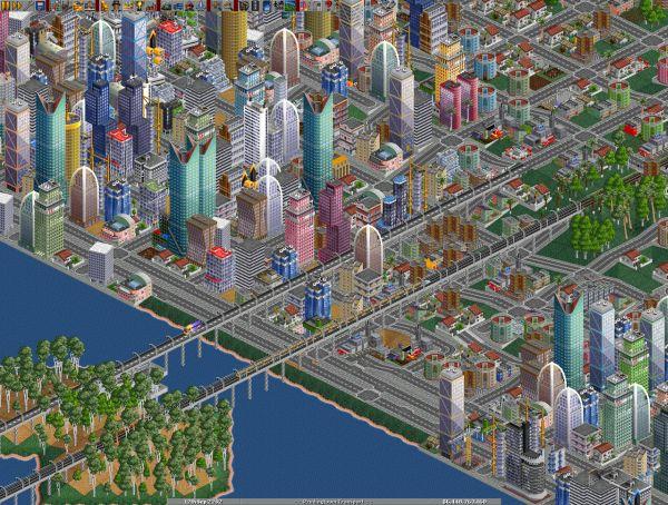 Open Transport Tycoon Deluxe: versión gratuita y actualizada de Transport Tycoon