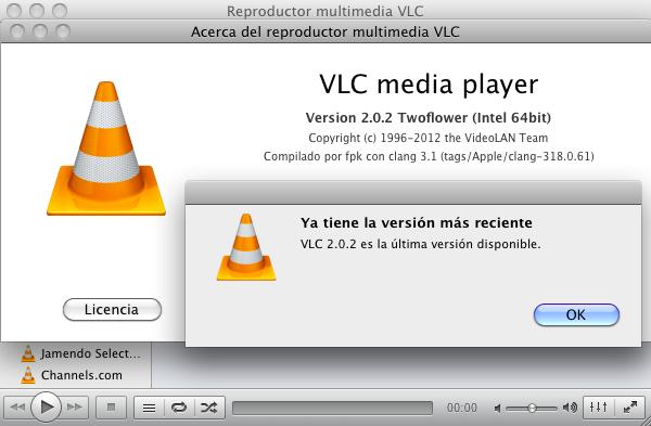 VLC 2.0.2