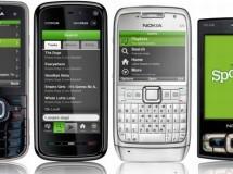 Spotify inicia su servicio móvil, similar a Pandora