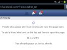 """Facebook presenta """"Find Friends Nearby"""", un servicio para encontrar amigos cercanos a tu ubicación"""