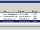 Mail Pass View recupera contraseñas perdidas de los clientes de correo