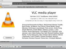 Disponible VLC 2.0.3 para todos los sistemas operativos soportados