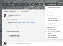 RightInbox, o cómo añadir notificaciones y recordatorios a Gmail